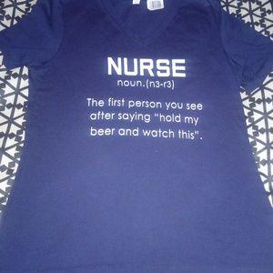 NWT Nurses Tee